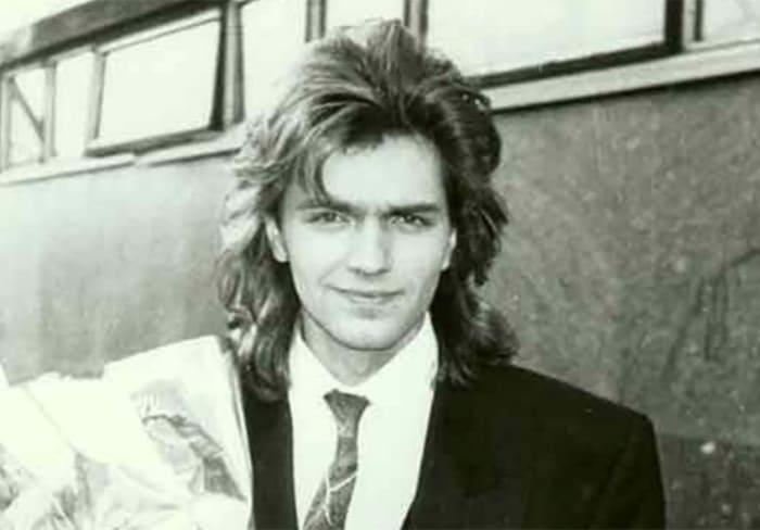 Звезда 1990-х гг. Дмитрий Маликов | Фото: piterburger.ru