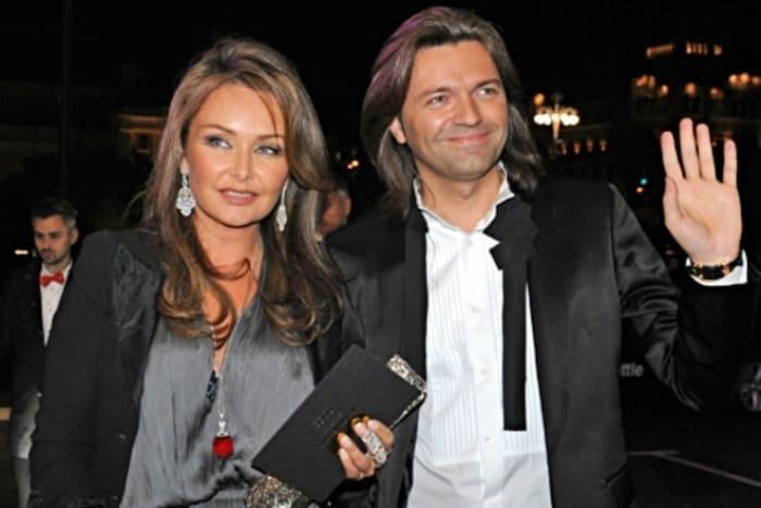 Дмитрий Маликов и его жена Елена | Фото: 24smi.org