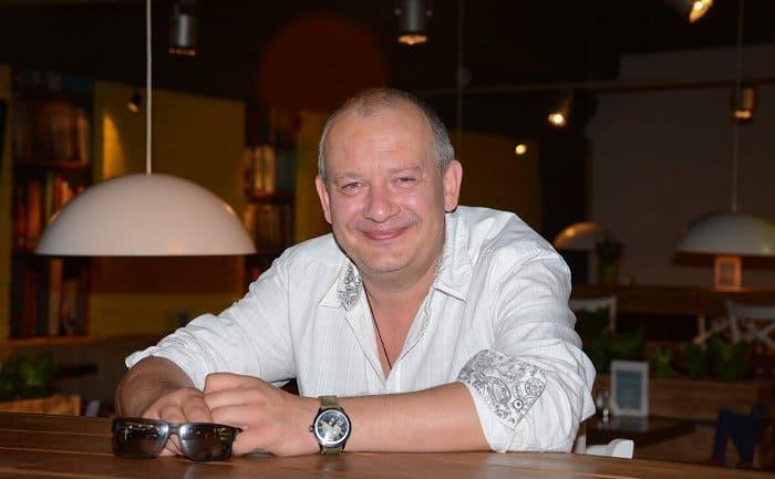 Актер театра и кино Дмитрий Марьянов | Фото: kino-teatr.ru