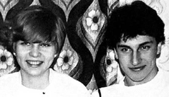 Дмитрий Нагиев и его первая любовь – Ольга Арефьева | Фото: stuki-druki.com