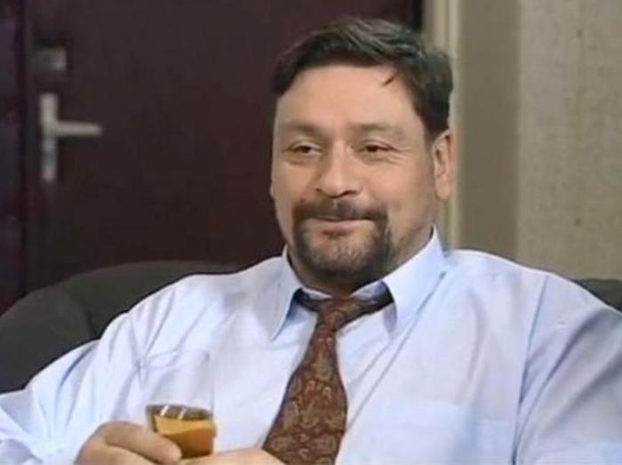 Дмитрий Назаров в сериале *Гражданин начальник*, 2001   Фото: kino-teatr.ru