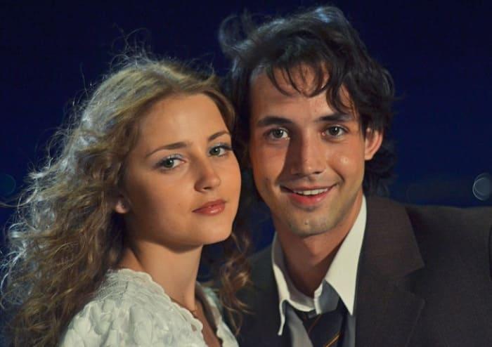 Даниил Певцов в фильме *Ангел в сердце*, 2012 | Фото: kino-teatr.ru