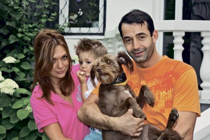 Актер с семьей | Фото: 24smi.org