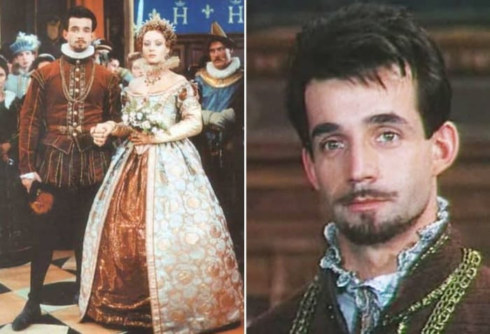 Кадры из сериала *Королева Марго*, 1996 | Фото: kino-teatr.ru