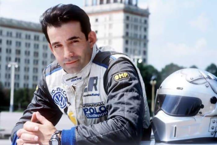 С 2001 г. актер увлекается гоночным спортом | Фото: 24smi.org