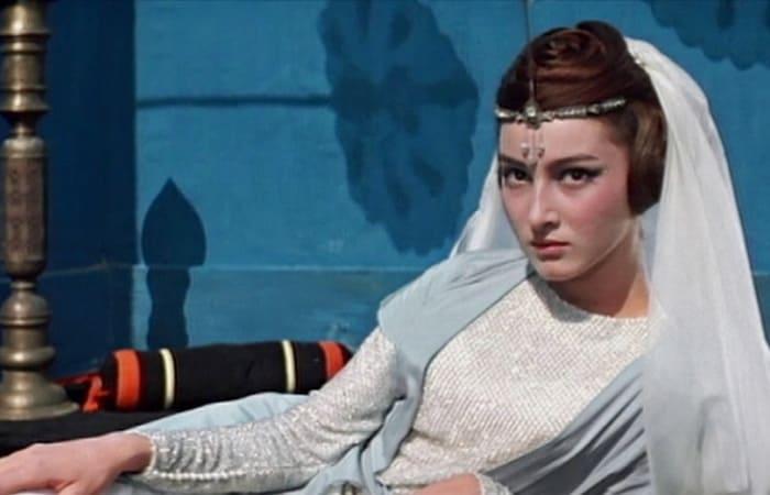 Додо Чоговадзе в роли царевны Будур | Фото: fishki.net