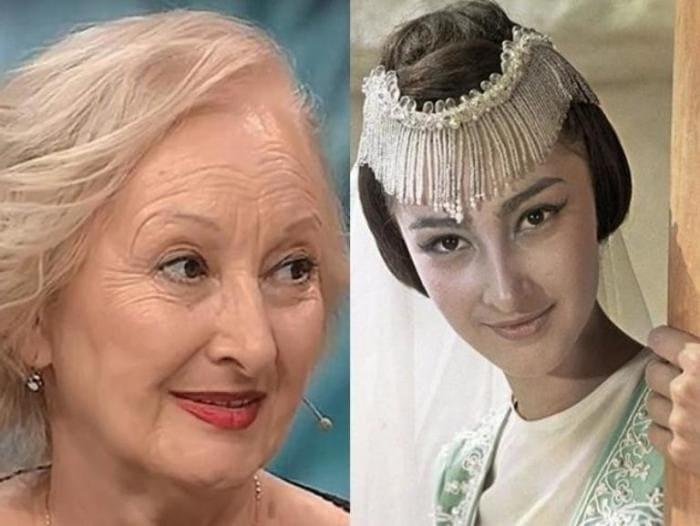 Додо Чоговадзе и ее самый известный кинообраз – царевна Будур | Фото: nastroy.net