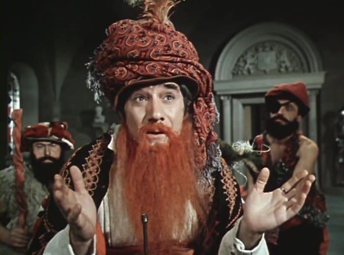 Армен Джигарханян в фильме *Собака на сене*, 1977 | Фото: liveinternet.ru