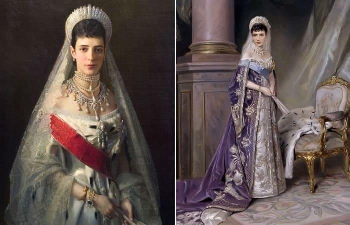 Мария Федоровна Романова, урожденная принцесса датская | Фото: norse.ru