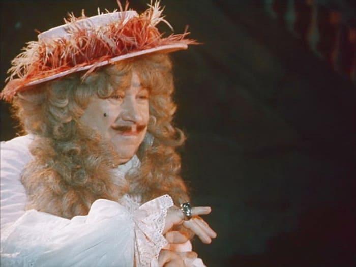 Михаил Светин в фильме *Дон Сезар де Базан*, 1989 | Фото: kino-teatr.ru