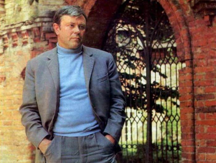 Донатас Банионис в 1970 г. | Фото: kino-teatr.ru