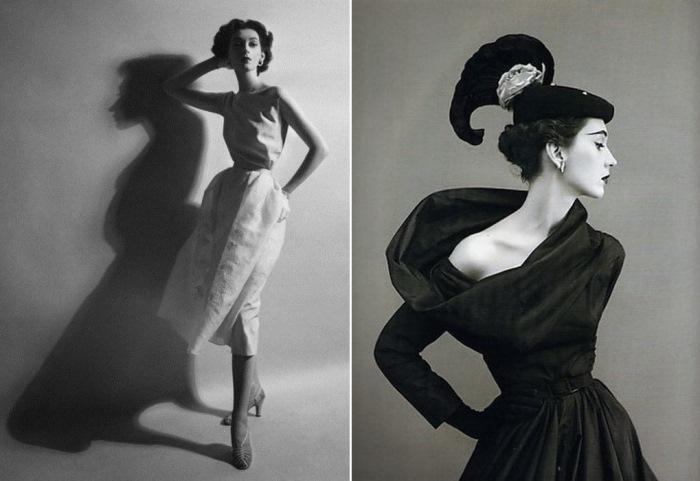 Любимая фотомодель Ричарда Аведона Довима