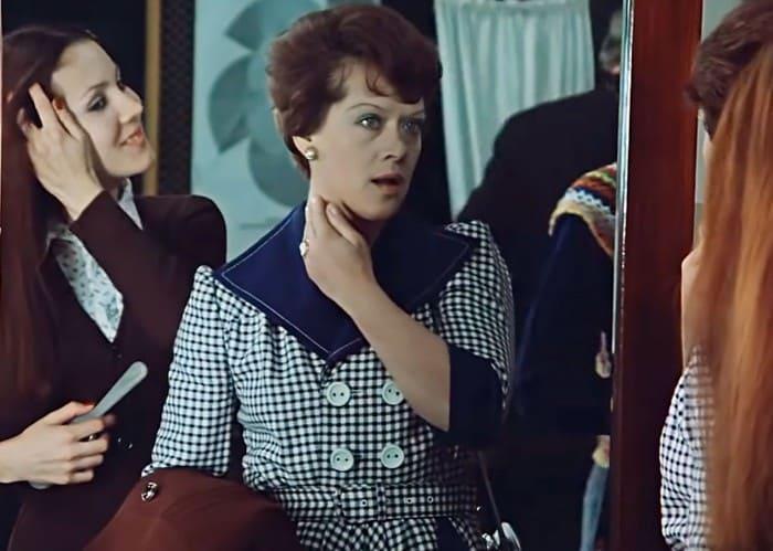 Кадр из фильма *Служебный роман*, 1977   Фото: culture.ru