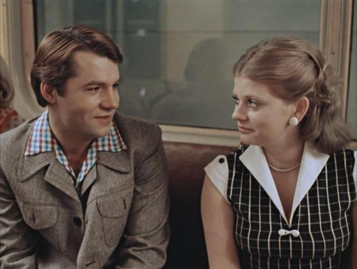 Кадр из фильма *Москва слезам не верит*, 1979   Фото: subscribe.ru