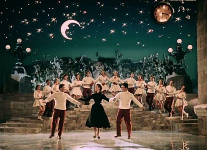 Кадр из фильма *Карнавальная ночь*, 1956   Фото: kino-teatr.ru