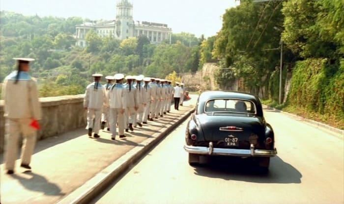 В массовке снялись моряки Черноморского флота | Фото: krimoved.crimea.ua