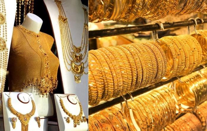 Gold Souk em Dubai