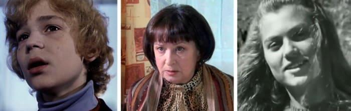 Электроник говорил голосом Надежды Подъяпольской, а пел – голосом Елены Шуенковой | Фото: dubikvit.livejournal.com