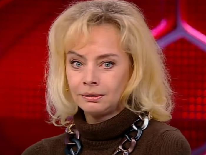 Актриса Мария Селянская | Фото: kino.anews.com