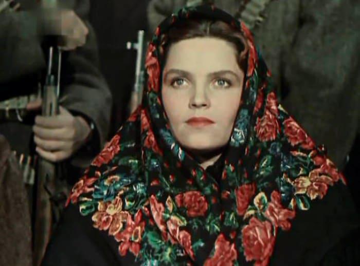 Кадр из фильма *Гроза над полями*, 1958 | Фото: kino-teatr.ru