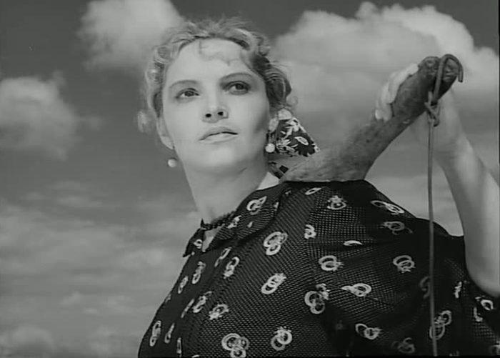 Дзидра Ритенберг в фильме *Счастье надо беречь*, 1958 | Фото: kino-teatr.ru