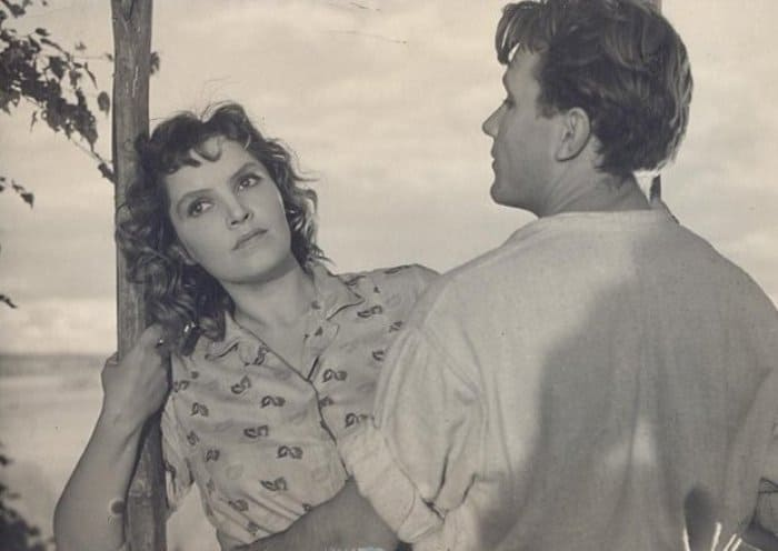 Кадр из фильма *Эхо*, 1959 | Фото: kino-teatr.ru