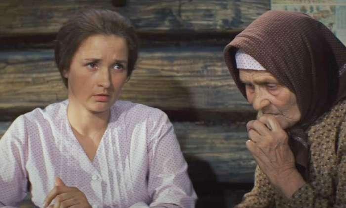 Кадр из фильма *Любовь земная*, 1974   Фото: tvbesedka.com