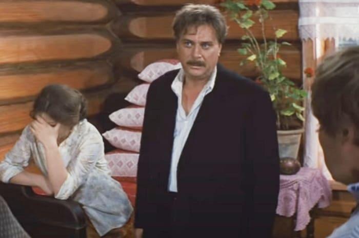 Кадр из фильма *Любовь земная*, 1974   Фото: domashniy.ru