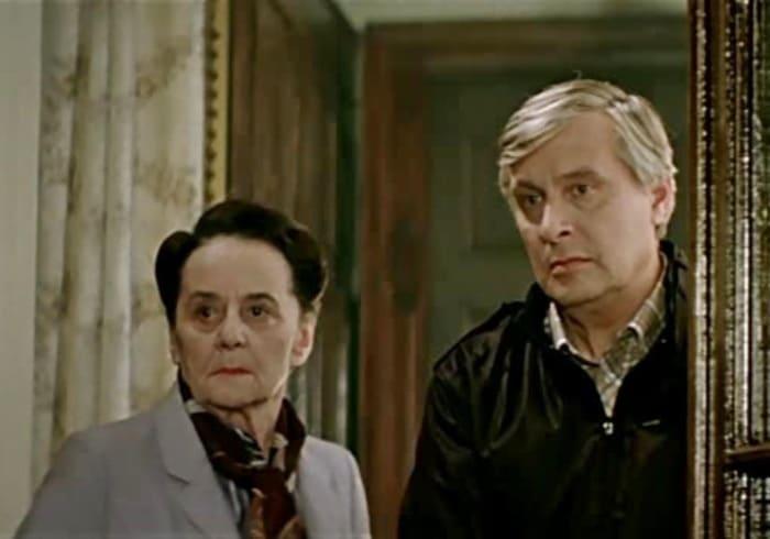 Кадр из фильма *Курьер*, 1986   Фото: kino-teatr.ru