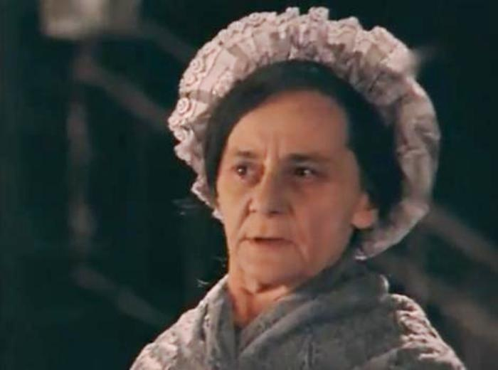Эда Урусова в фильме *Жизнь Бетховена*, 1978   Фото: kino-teatr.ru