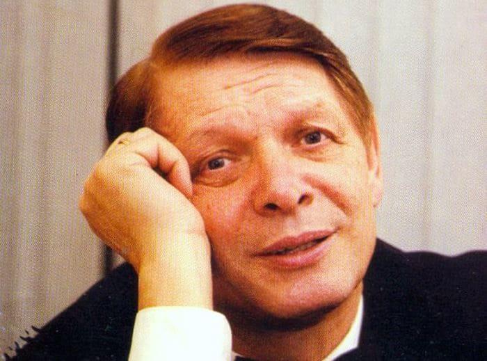 Человек-легенда Эдуард Хиль | Фото: edhill.narod.ru