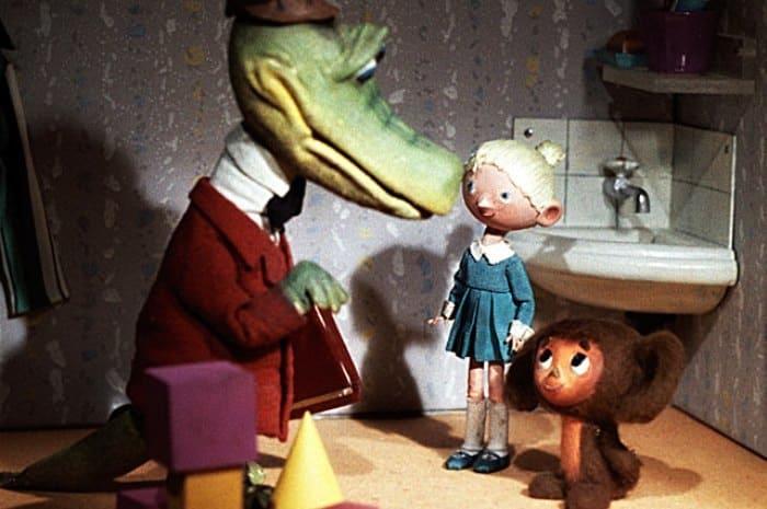 Кадр из мультфильма *Чебурашка и крокодил Гена*, 1972 | Фото: aif.ru