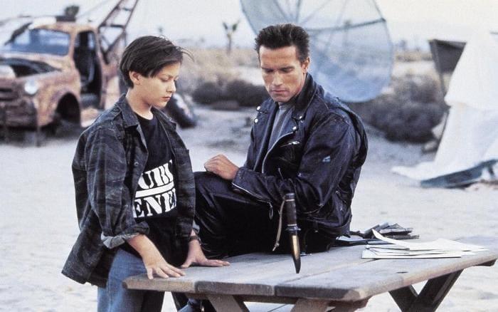 Кадр из фильма *Терминатор-2: Судный день*, 1991 | Фото: ivi.ru