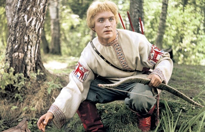 Эдуард Изотов в фильме *Морозко*, 1964 | Фото: kino-teatr.ru