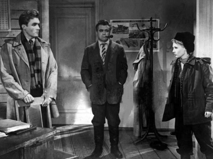 Кадр из фильма *В степной тиши*, 1959 | Фото: kino-teatr.ru
