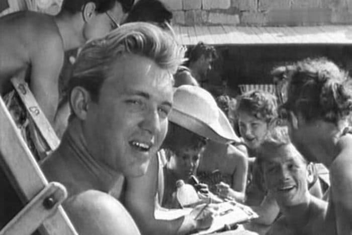 Кадр из фильма *Увольнение на берег*, 1962 | Фото: kino-teatr.ru