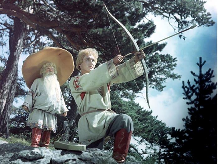 Кадр из фильма *Морозко*, 1964 | Фото: aif.ru