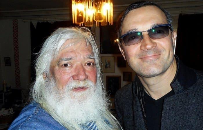 Егор Бероев с отцом   Фото: kino-teatr.ru