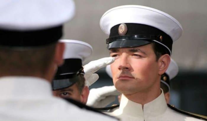 Егор Бероев в фильме *Адмиралъ*, 2008   Фото: 2aktera.ru