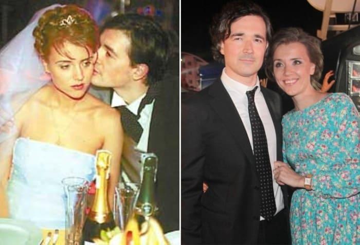 Одна из самых красивых актерских пар | Фото: peoples.ru, interesnoznat.com