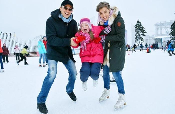 Актеры с дочерью Евдокией | Фото: 24smi.org