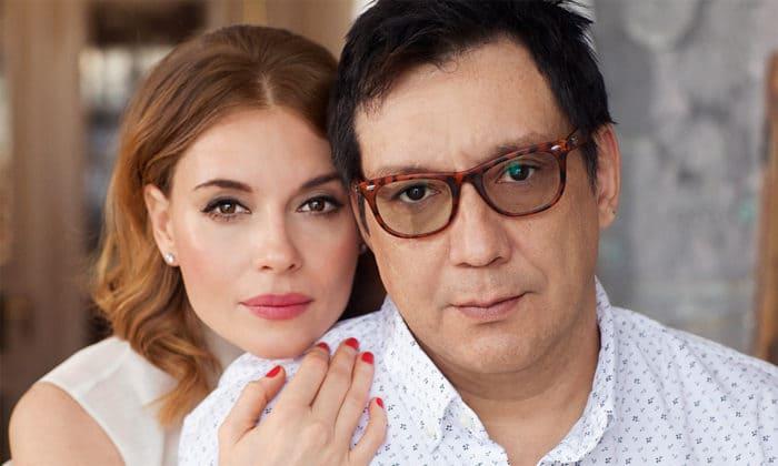Егор Кончаловский и Любовь Толкалина | Фото: rustars.tv