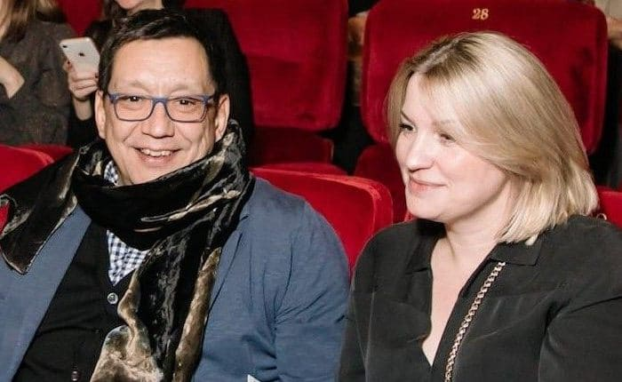 Егор Кончаловский и Мария Леонова | Фото: uznayvse.ru