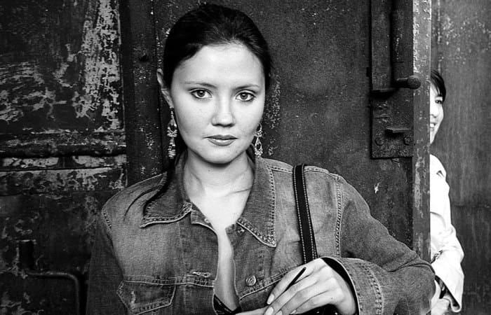 Актриса, сценарист и режиссер Екатерина Двигубская   Фото: kino-teatr.ru