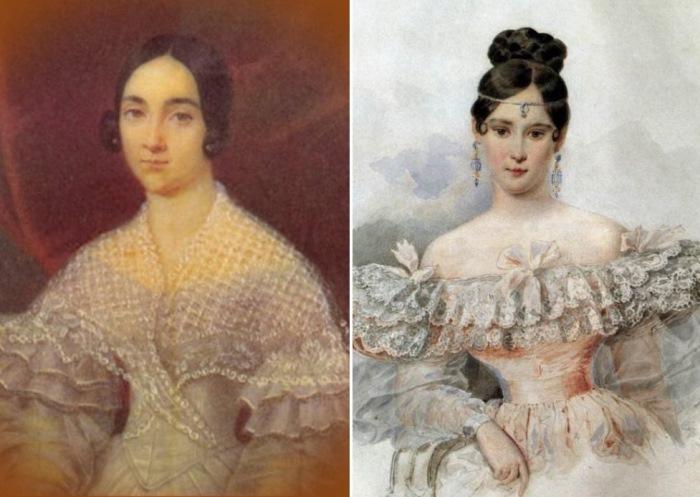 ����� � �.-�. �������. ������� ��������� ��������� ������ �� �������, 1838. ������ � �. �������. ������� ������� ����������, 1832