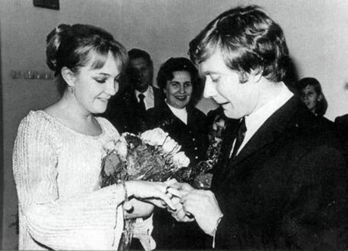 Свадьба Екатерины Градовой и Андрея Миронова | Фото: kino-teatr.ru