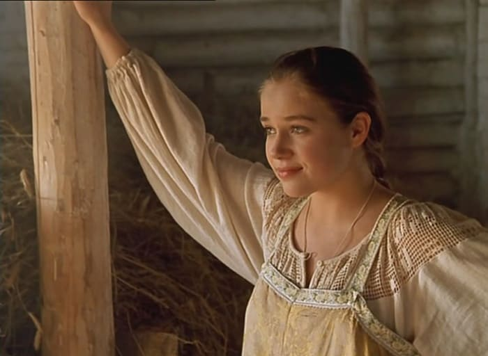 Кадр из фильма *Барышня-крестьянка*, 1995 | Фото: kino-teatr.ru
