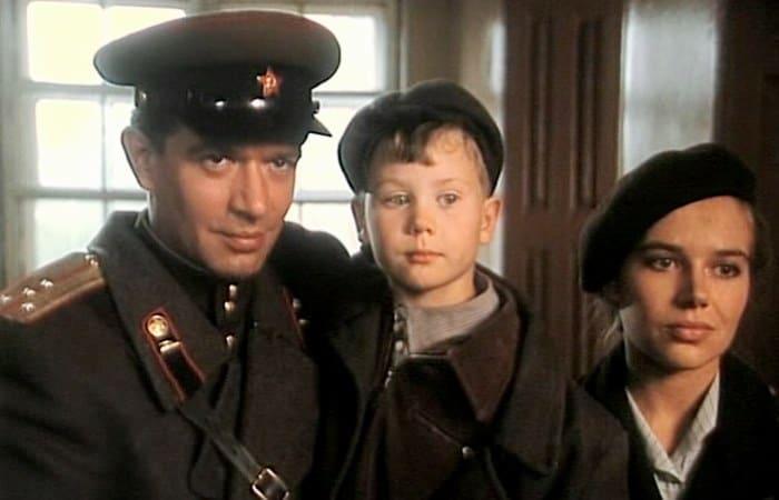 Кадр из фильма *Вор*, 1997   Фото: kino-teatr.ru
