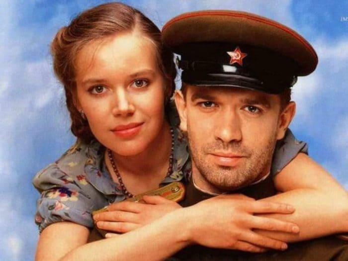 Екатерина Редникова и Владимир Машков в фильме *Вор*, 1997 | Фото: just-interes.ru