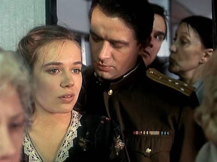 Екатерина Редникова и Владимир Машков в фильме *Вор*, 1997   Фото: kino-teatr.ru